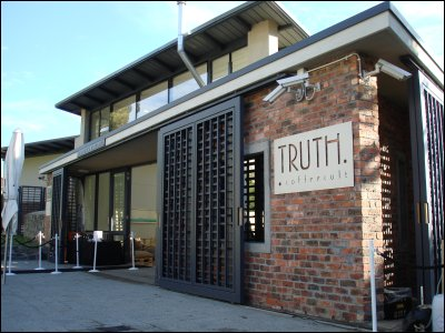 Truth Coffee, Cape Town by Mandy J Watson
