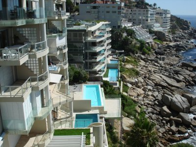 View From The Ambassador Hotel, Bantry Bay, Cape Town by Mandy J Watson, on Flickr